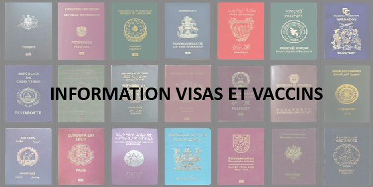 Visas & Vaccines