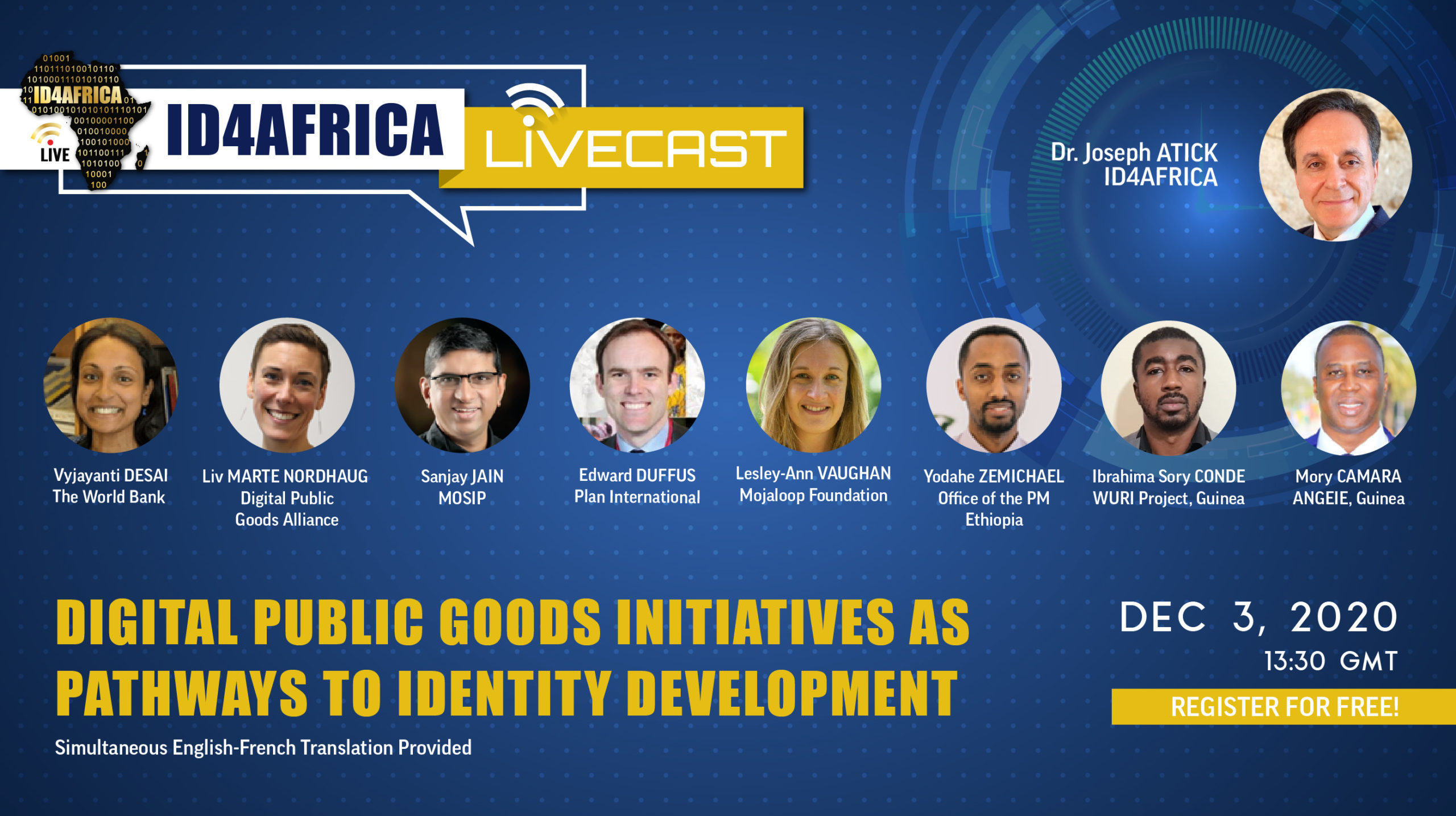 Digital public goods initiatives as pathway to identity development